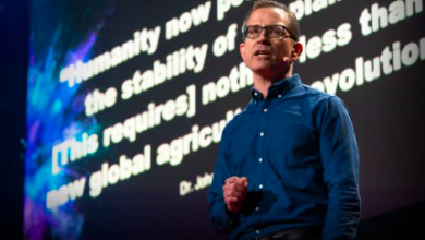 Photo of Next Global Agricultural Revolution TED Talk gets 500,000 Views