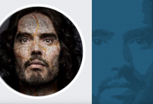 Photo of Russell Brand really is now a vegan – it's official