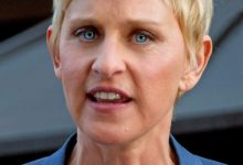 "Photo of Ellen DeGeneres urges her 77 million instagram followers to ""eat less meat"""