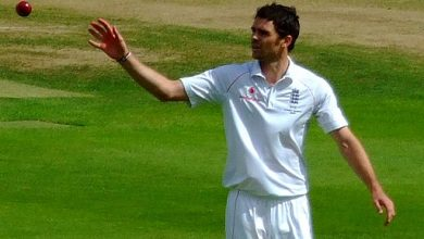 Photo of England bowler Jimmy Anderson seriously thinking of going vegan to prolong his career