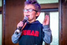 Photo of Nine Year Old becomes Youngest Certified Vegan Lifestyle Coach and Educator