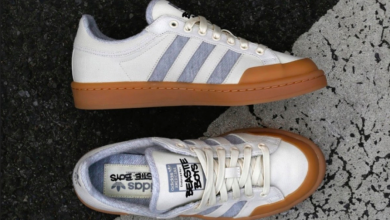 "Photo of Adidas releases first album of ""Vegan Sneakers"" with the Beastie Boys"