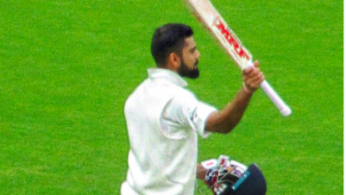 Photo of India's cricket captain Virat Kohli has turned vegan