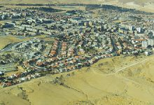 Photo of The Vegan Village in the Negev Desert of 3,000 people