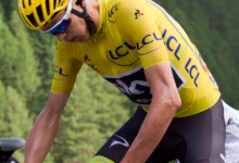 Photo of Champion cyclist Chris Froome is now a Vegan