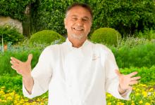 Photo of Michelin Chef Raymond Blanc welcomes the challenges posed by the vegan revolution