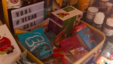 Photo of Vegan Pop-Up Shop in Colchester featured in Essex Newspaper