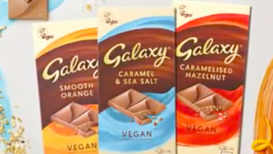 Photo of Chocolate: Galaxy introduces vegan bars