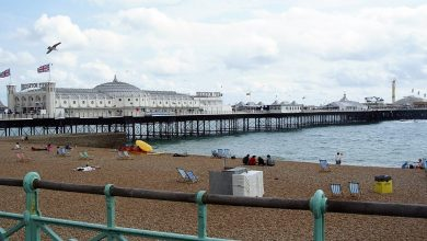 Photo of Brighton Palace Pier to get a vegan restaurant