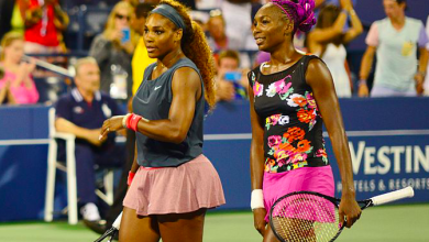 Photo of Guinness World Records features Serena & Venus Williams as Vegan Athletes